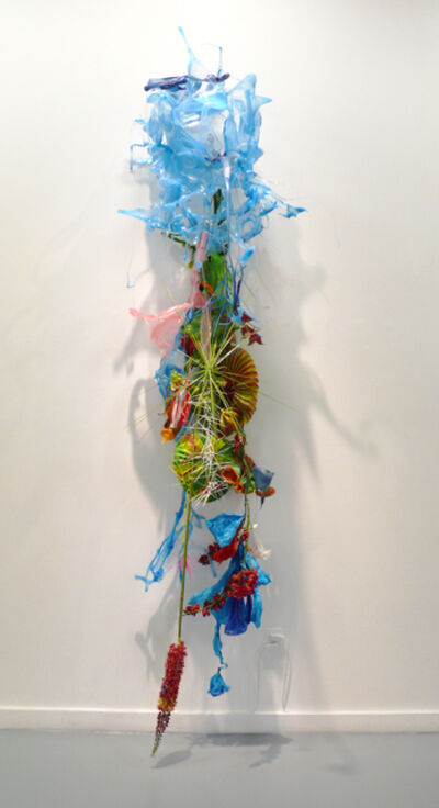 Judy Pfaff, 'Okra for Dinner?', 2012