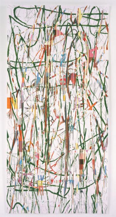 Arturo Herrera, '#37 DF1', 2006