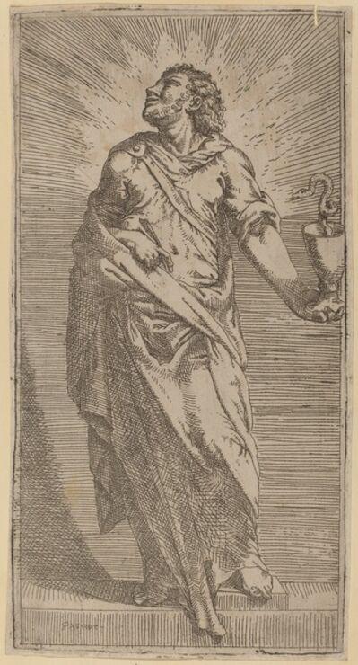 Bartolomeo Passarotti, 'Saint John the Evangelist', 1560/1565