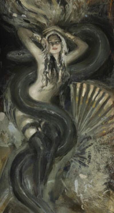 Nadezda, 'Study of a Serpent Mother', 2019