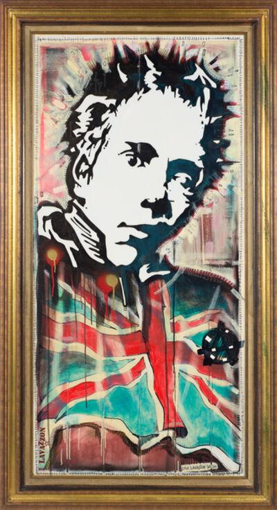 Eric Lavazzon, 'Johnny Rotten', 2011