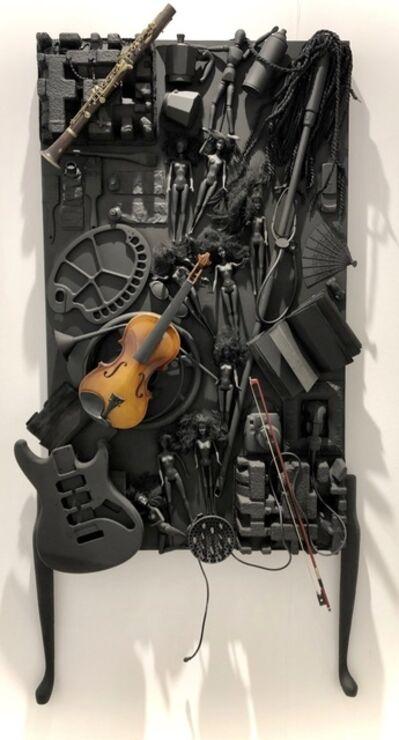 Leonor Anthony, 'Jazz, A Love Supreme', 2018