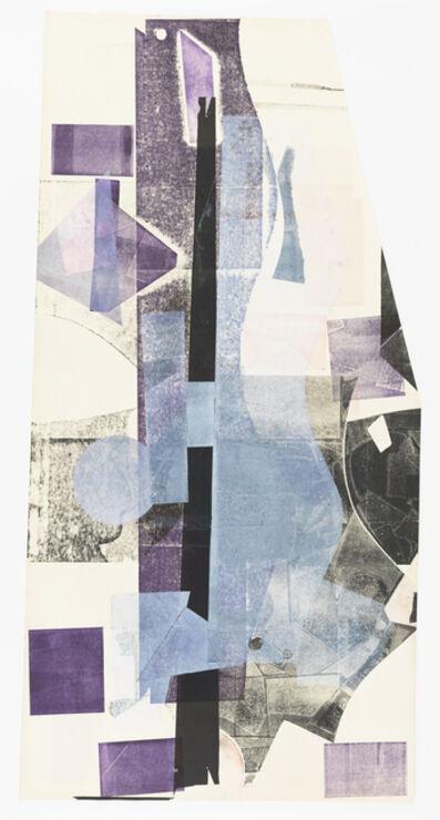 Austin Thomas, 'Purple Float Slide Over Them', 2020