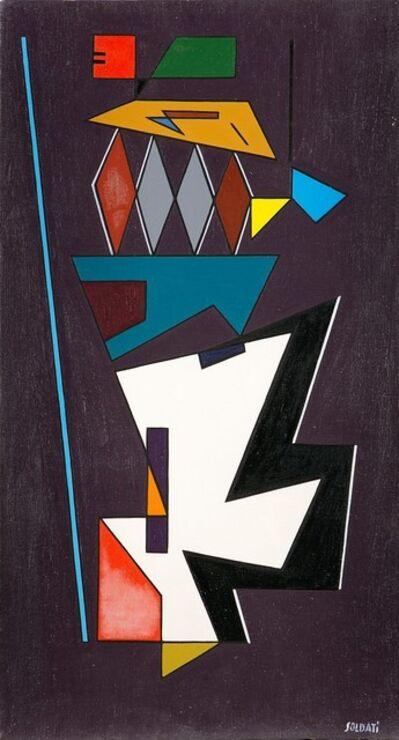 Atanasio Soldati, 'Equilibrio', 1950