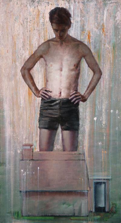 Attila Szűcs, 'The model house', 2016