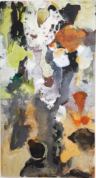 Julia Nee Chu, 'White Circle'