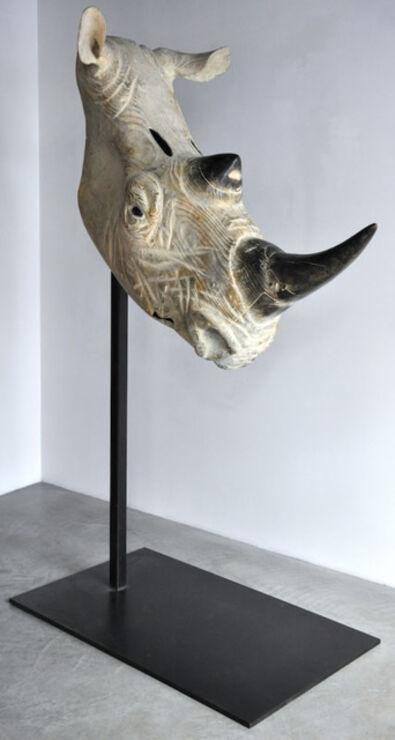 Quentin Garel, 'Rhinocéros II', 2012