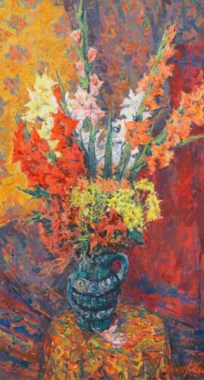 Sergei Chepik, 'Summer Flowers', 1996