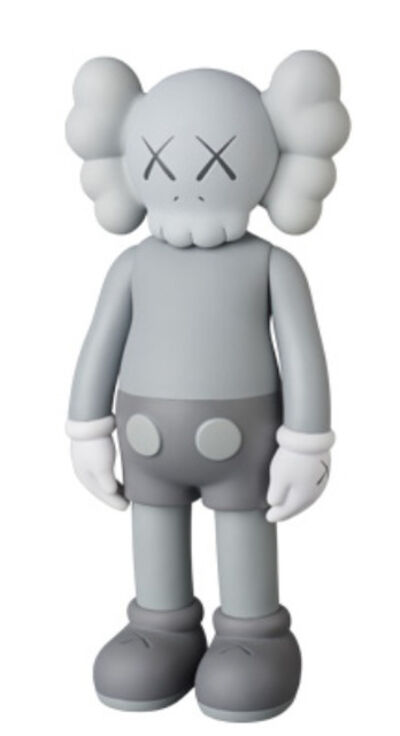 KAWS, 'COMPANION OPEN EDITION GRAY', 2016
