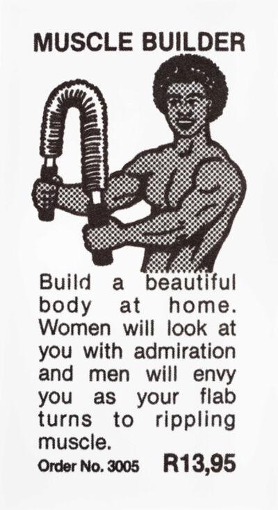 Hank Willis Thomas, 'Muscle Builder', 2014