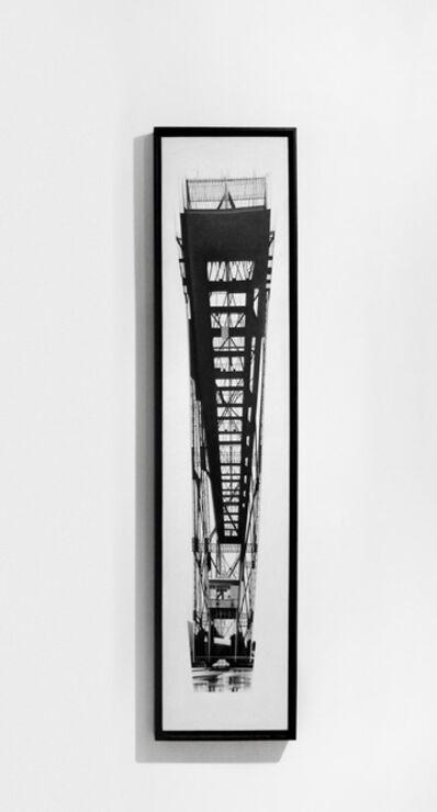 Viviana Zargón, 'Puente en el Sur 2', 2006