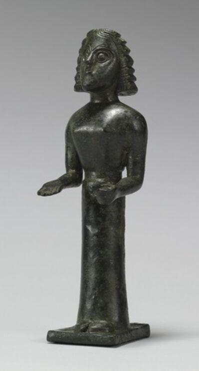 'Goddess or Maiden', 675-650 B.C.