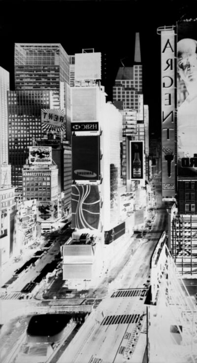 Vera Lutter, 'Times Square, New York, XII: September 8', 2007