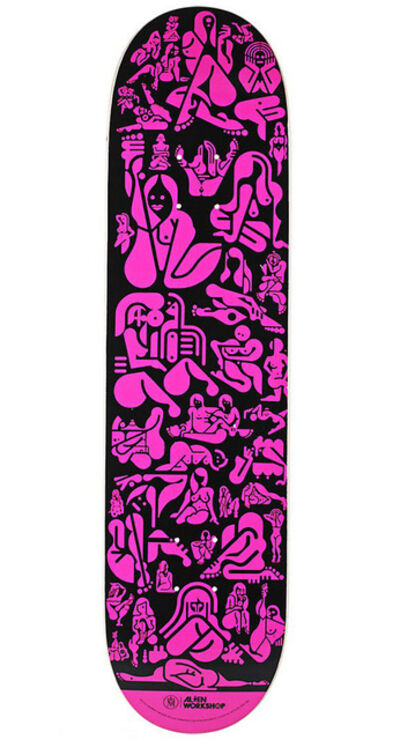 "Ryan McGinness, 'Ryan McGinness ""Woman"" Skate Deck', 2013"