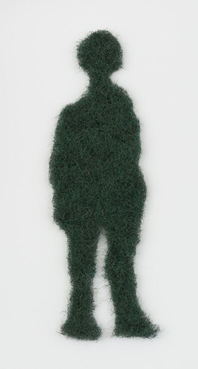 Richard Artschwager, 'Small Standing Man', 2009