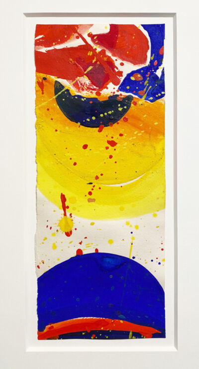 Sam Francis, 'Untitled (SF61-014)', 1961