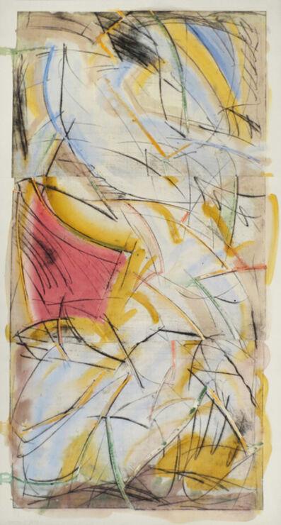 Oleg Kudryashov, 'Composition, Pl. 1698', 1988