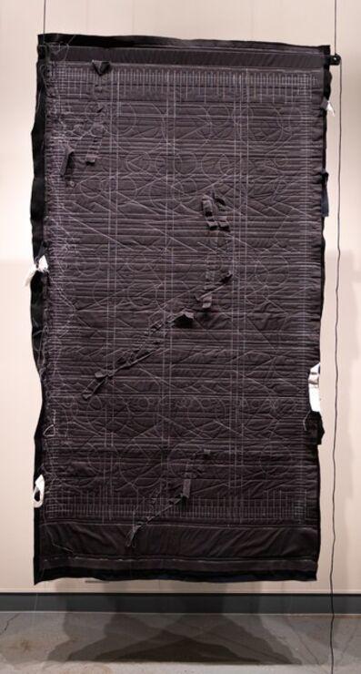 Kathy McTavish, 'Generative Textile Drawing No. 2', 2019