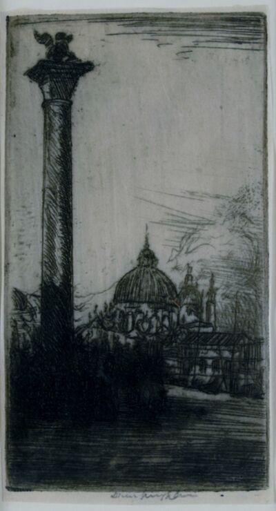 Donald Shaw MacLaughlan, 'Salute, Venice', 1908