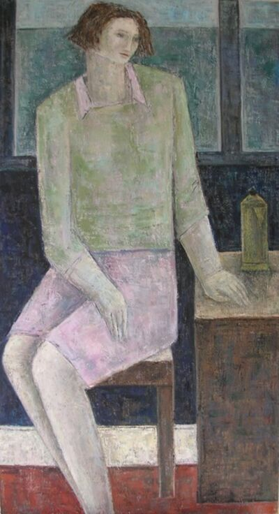 Ruth Addinall, 'Woman With Coffee Pot', 2018