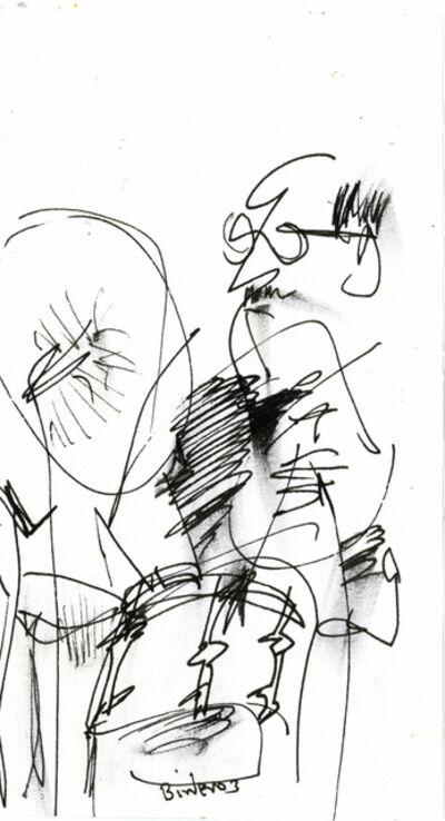 Gordon Binder, 'Jazz At Fat Cats 1', 2003