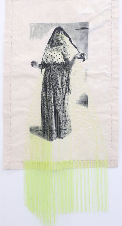 Zohra Opoku, 'Rafia', 2017-2018