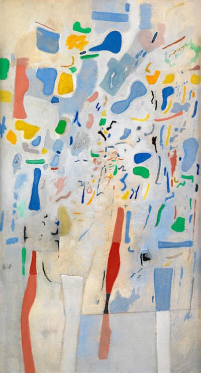 Caziel, 'Composition', 1965