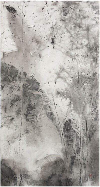 CHEN ZHENG-LONG 陳正隆, '入竹林 觀墨禪系列 20202  Inked bamboo of Zen 20202', 2020