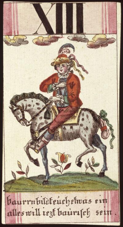 Andreas Benedikt Göbl, 'Baurrn bildet euch etwas ein alles will iezt ba�risch sein', 1765