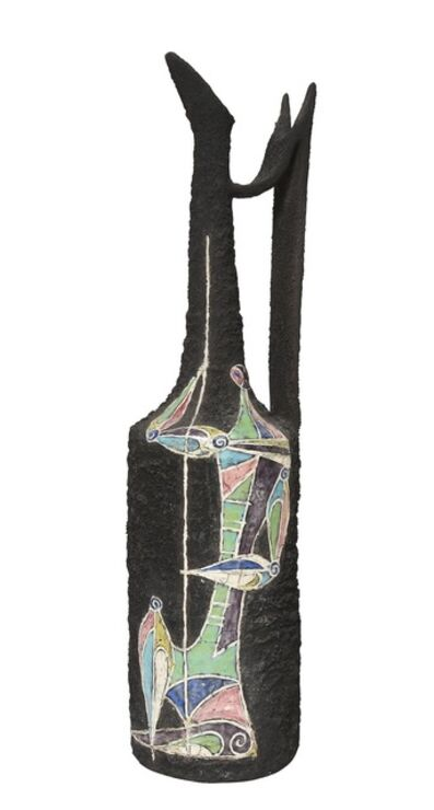 Marcello Fantoni, 'Large Scale Earthenware Pitcher', ca. 1956