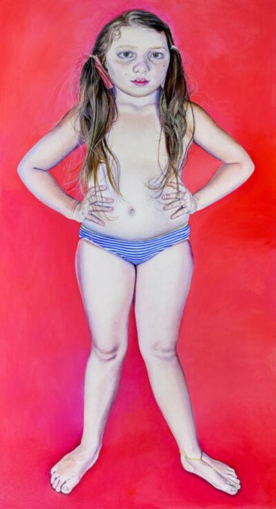 Ishbel Myerscough, 'Girl', 2016