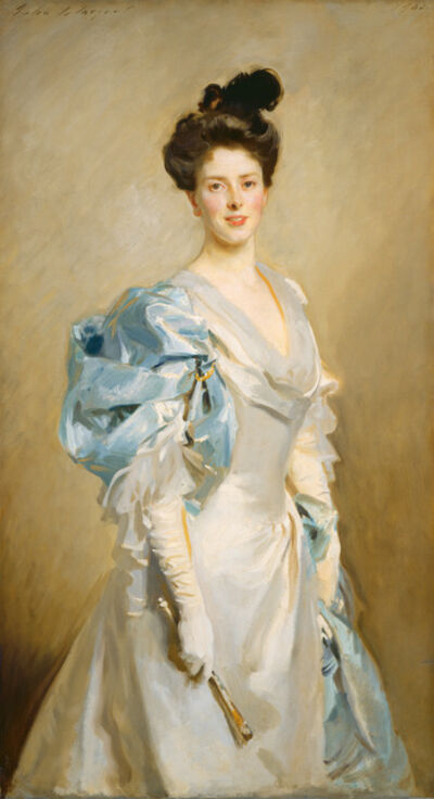 John Singer Sargent, 'Mary Crowninshield Endicott Chamberlain (Mrs. Joseph Chamberlain)', 1902