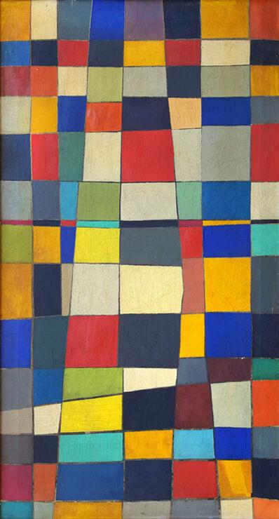 Robert Goodnough, 'Squares', ca. 1952