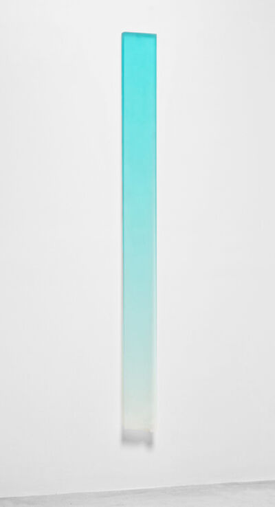 Peter Alexander, '9/8/13 (Aqua Waterfall)', 2013
