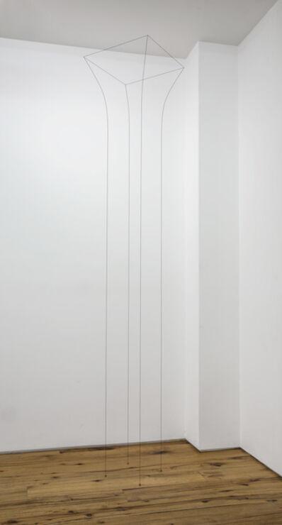 Jong Oh, 'Column (brass)', 2015