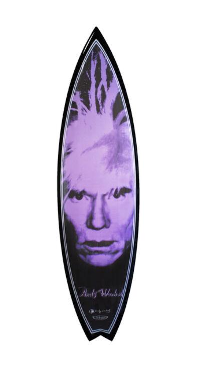 Tim Bessell, 'Andy Warhol: Self Portrait', 2012