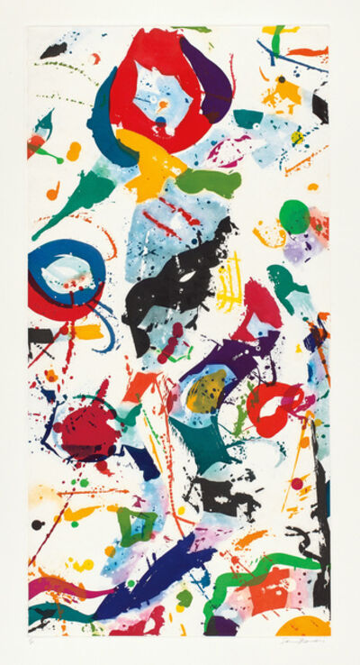 Sam Francis, 'Untitled (SFE-079)', 1991