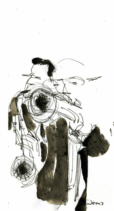 Gordon Binder, 'Jazz at Fat Cats XI', 2003