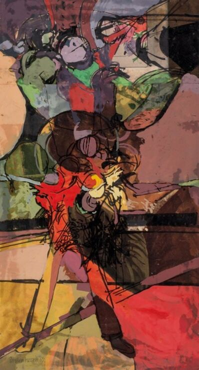 Ibrahim Hussein, 'Untitled', 1965