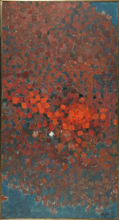James Hiroshi Suzuki, 'West of Eden', 1957