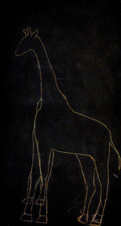 Vija Doks, 'Giraffe', 2009