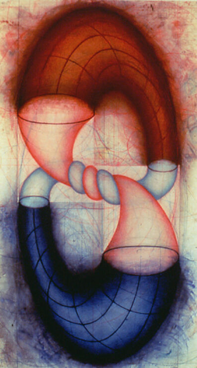 John Newman, 'Untitled (NJVL 91N 6)', 1991