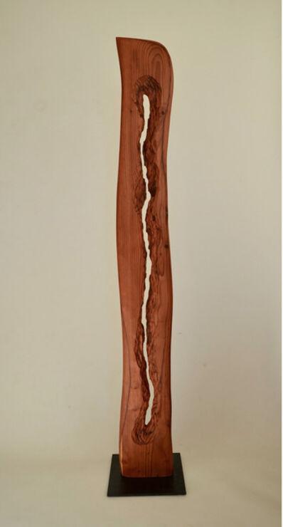 Lutz Hornischer, 'Carved By Time V', 2020
