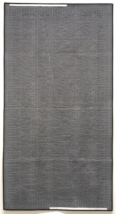 Kathy McTavish, 'Generative Textile Drawing (lg1)', 2018