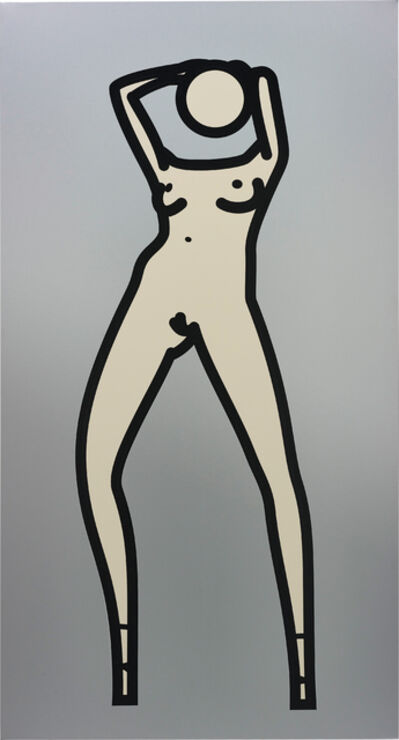 Julian Opie, 'This is Shahnoza. 29.', 2006