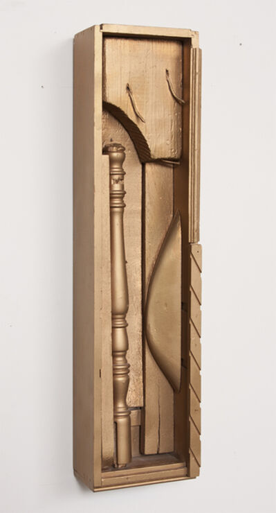 "Louise Nevelson, '""Untitled"" (from the Royal Tide Series)', 1961"
