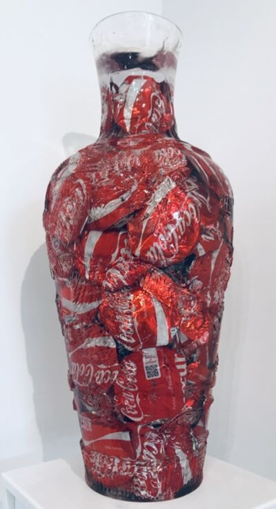 Alben, 'Coca Ming Vase', 2019