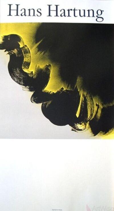 Hans Hartung, 'Stormcloud', 1985