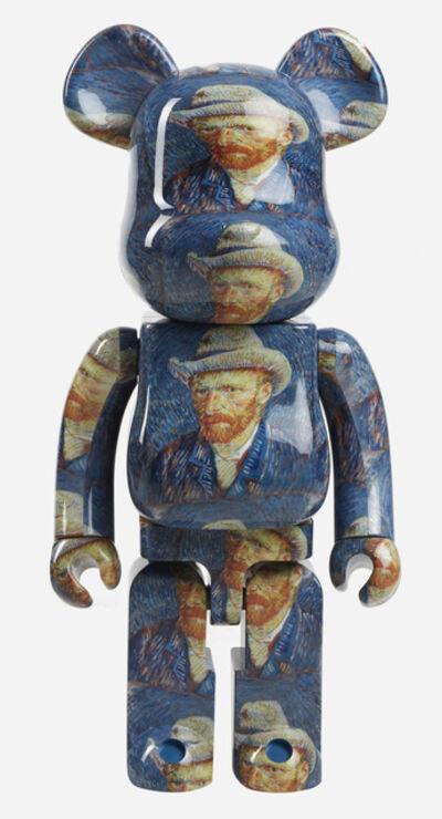 Vincent van Gogh, 'Vincent Van Gogh Bearbrick 1000% Companion (Van Gogh BE@RBRICK)', 2021
