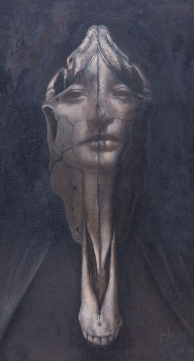 JuliAnne Jonker, 'Vision at Ghost Ranch', 2020